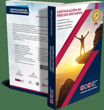 LibroCertificacionEnPreciosUnitarios400X400