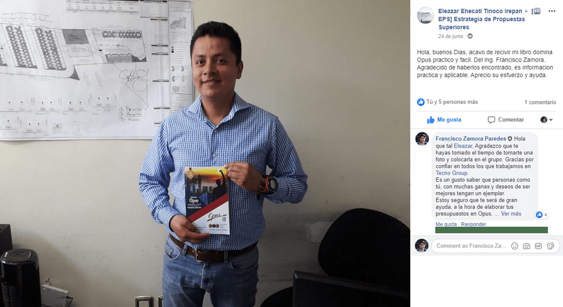 Libro Domina Opus Práctico y Fácil