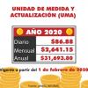 Videocurso Unidad de Medida y Actualización (UMA) 2021